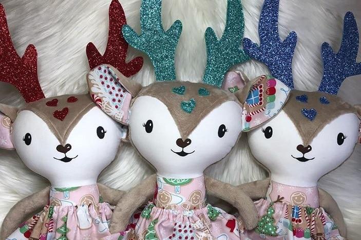 Handmade Expo Christmas markets reindeer