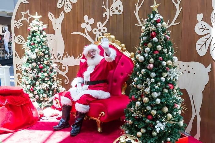 Santa Brookside
