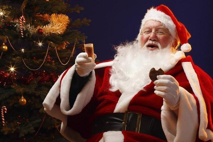 Santa Christmas Carols Rotary Mt Gravatt