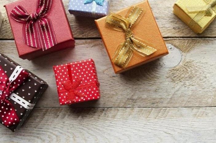 Stones Corner Christmas Twilight Markets, Christmas gift boxes