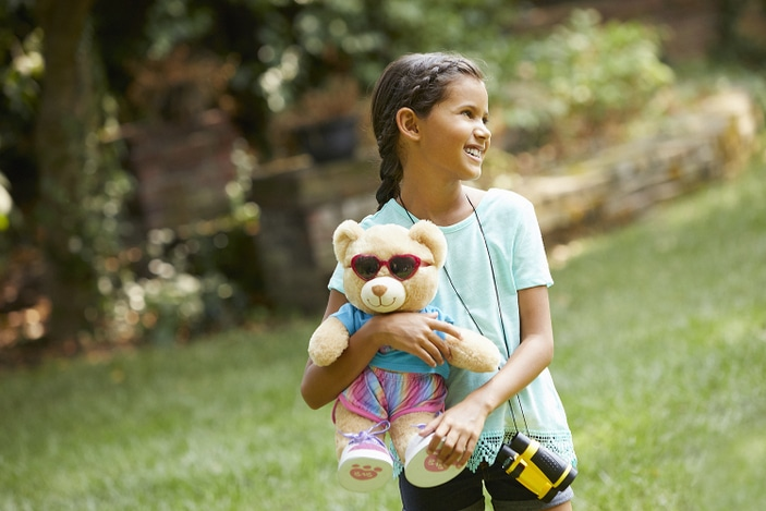 Teddy Bears Picnic, Capalaba Central, school holidays