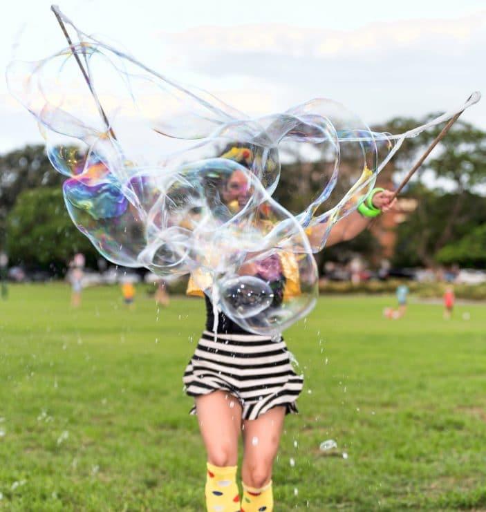 bubbles West Village Twilight kids