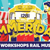 Summerdays Workshops rail museum
