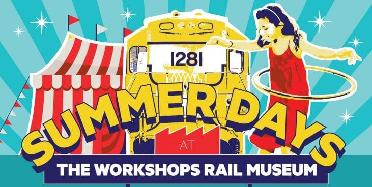 Summerdays Workshops rail museum