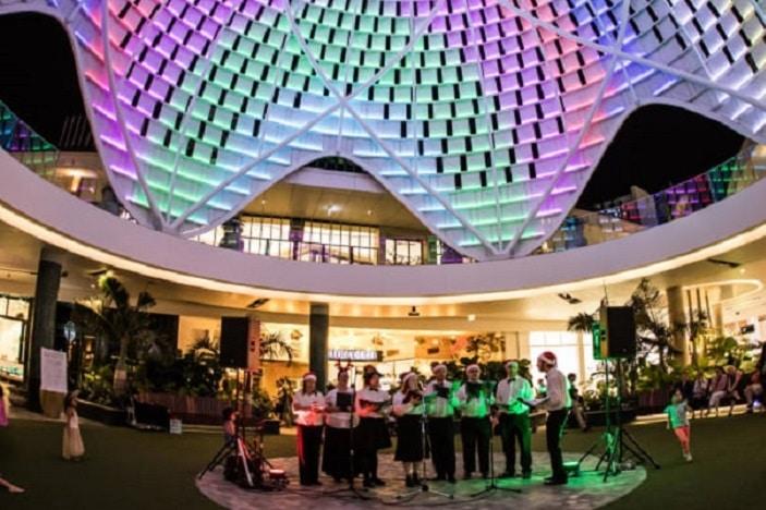 Carols under the Dome | Brisbane Kids