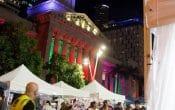 Brisbane twilight Christmas Markets
