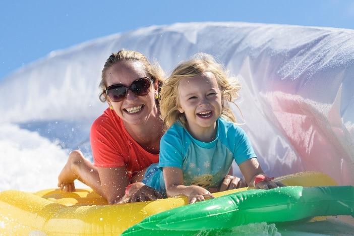 slides, waterplay, slideapalooza