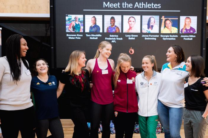 Girl Shaped Flames, workshops for teen girls