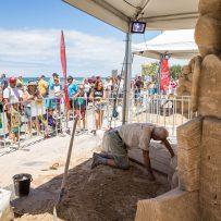 Sand Safari Sculpting Championships - Jino van Bruinessen - Puss in Boots