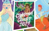 Brisbane Arts Theatre Children's season 2019, the jungle book, the snow queen, James and the giant peach