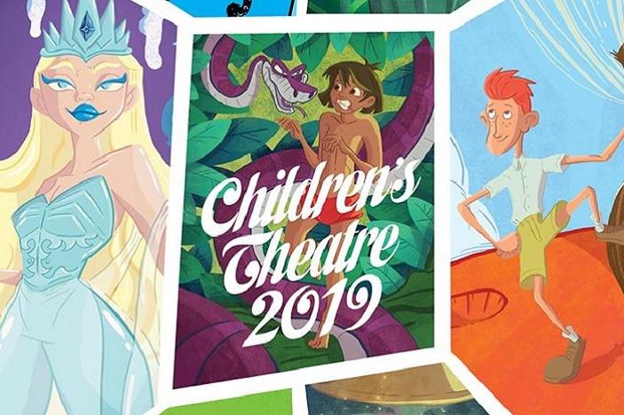 Brisbane Arts Theatre Children's season 2019, the jungle book, the snow queen, James and the giant peach