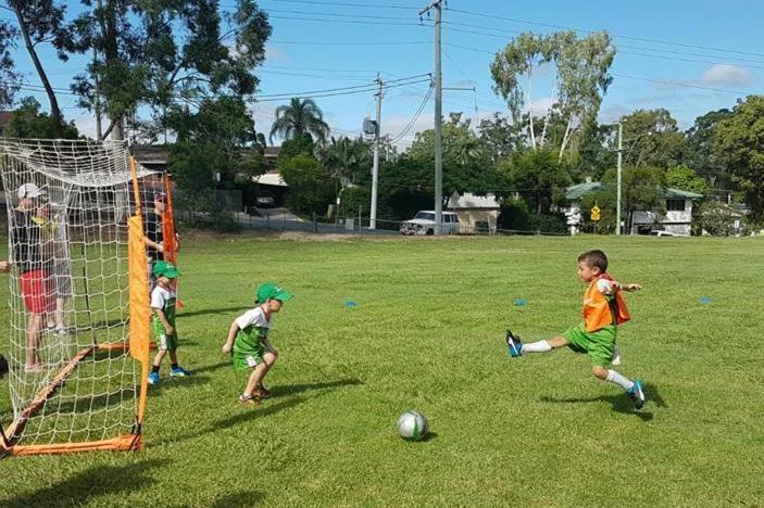 soccer for kids. school holiday soccer