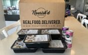 Photo of Nourish'd Delivery Box and Meals