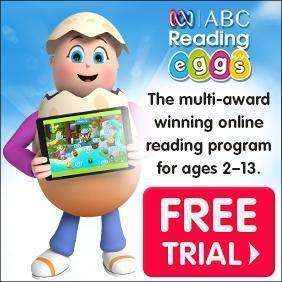 Learn to read off from reading eggs