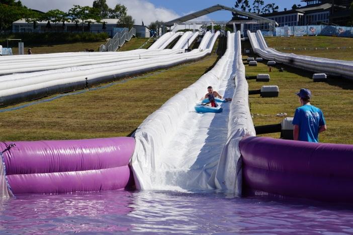 Big Slide, White slide, slideapalooza