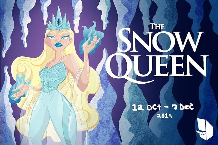The Snow Queen Brisbane Arts theatre,