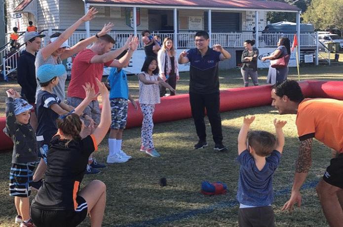 Brisbane City Football Club, special needs football program