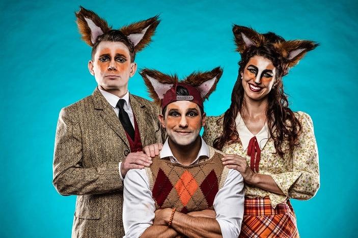 Fantastic Mr Fox Brisbane Kids