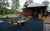 kidspace playground, play space, playground, brisbane park, kidspace