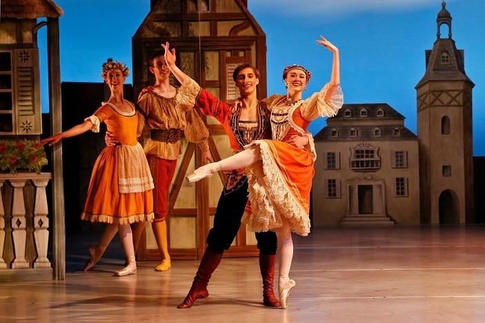 he Storytime ballet Coppelia 2, The Australian Ballet, Ballerinas