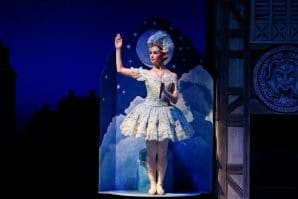 The Storytime ballet Coppelia , ballerina, Australian Ballet