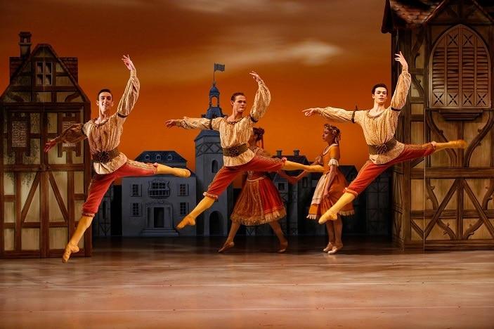 The storytime ballet coppelia 5