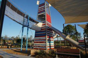 flagstone playground