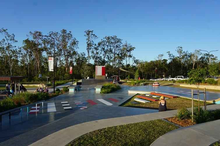 toddler playground flagstone, brisbane park