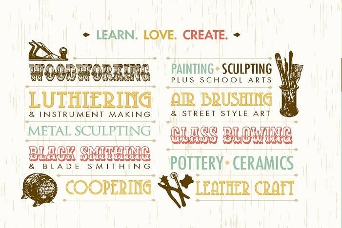kids creative artisan show