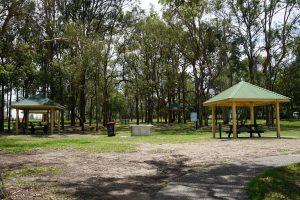 picnic shelter in chermside kidspace