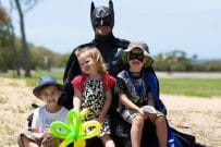 The Superheroes Group, kids party entertainment