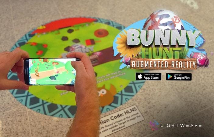 Bunny Hunt Brisbane CBD