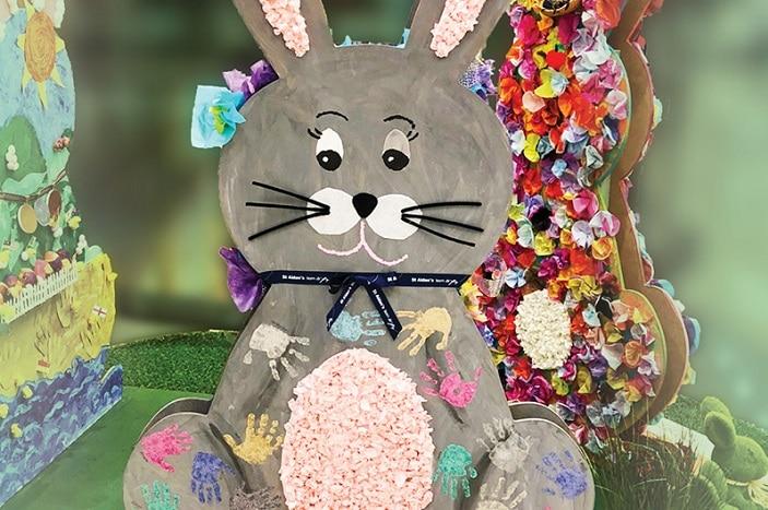 Easter Bunny Hunt Indooroopilly