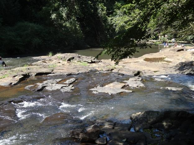 maleny waterhole, gardners falls