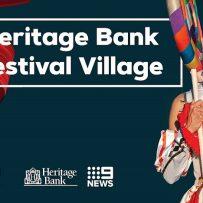 ipswich festivla heritage bank festival village