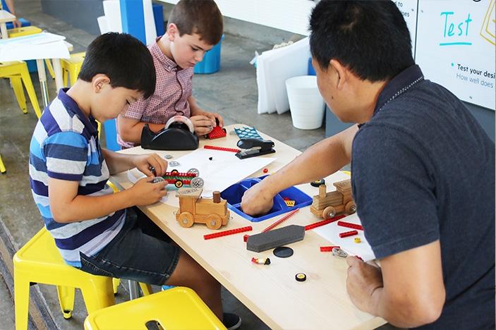Maker space sciencentre