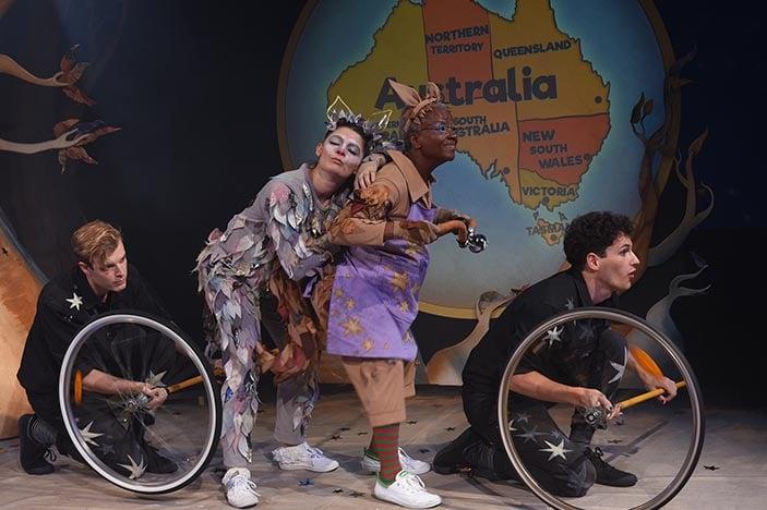 Possum Magic Brisbane Show