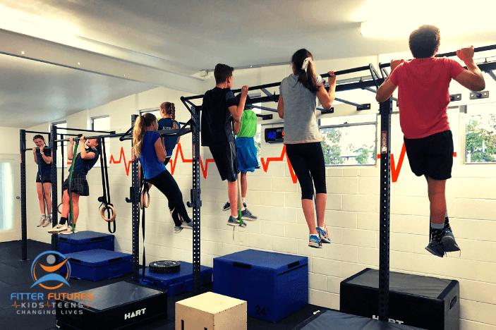 teens fitness, fitness classes brisbane