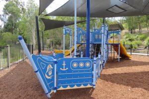 biat themed playground
