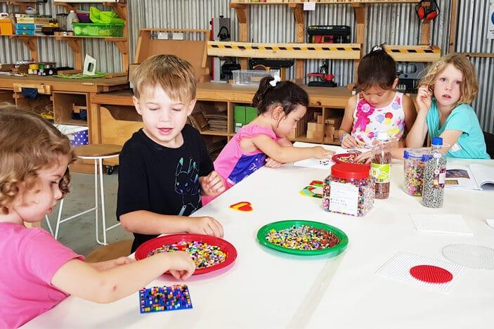 Kids Tinkering Workshop