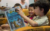 kids reading clubs, book clubs brisbane