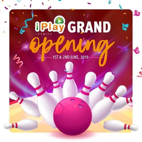 iplay grand opening