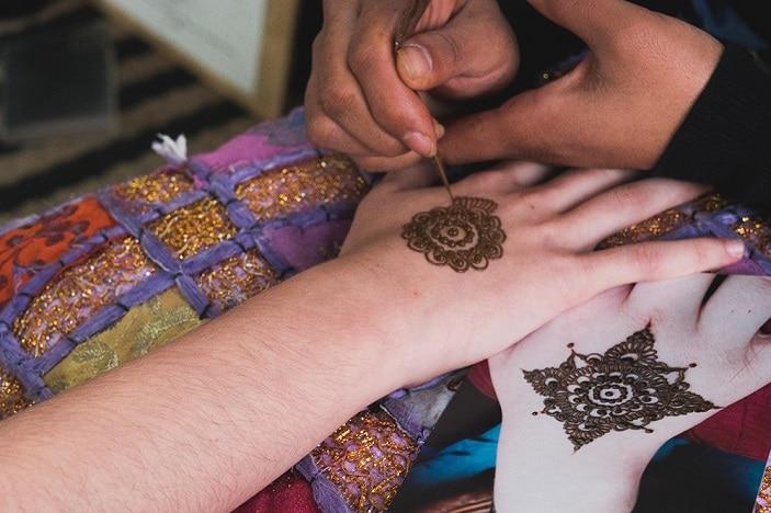bohomama, henna, boho uxe markets