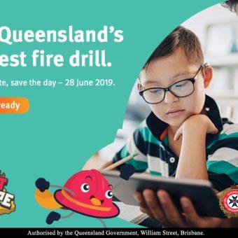 Queensland Fire Escape