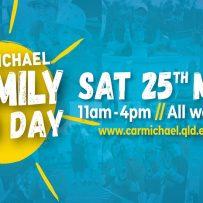 Carmichael Family Fun Day