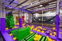 Fun Fit Play, indoor play centre, ninja warrior Brisbane