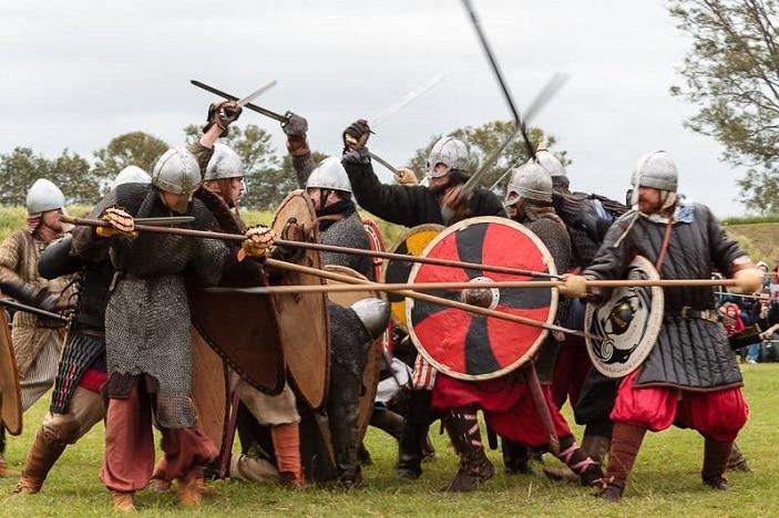 History alive re enactments ancient rome