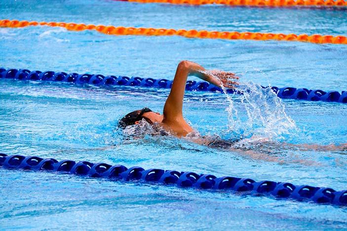 UQ Sport Learn to Swim program, swimming lessons