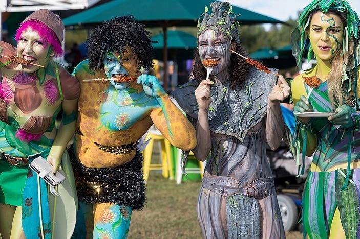 logan leaf festival 2019