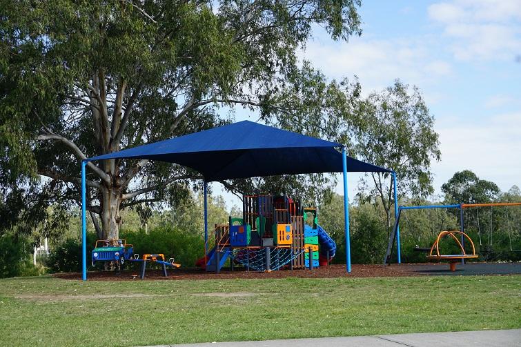 playground at newcomb park